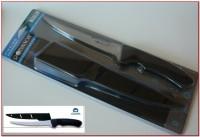 Outdoor-Filetiermesser mit Anti-Rutsch-gummiertem Griff  30 cm