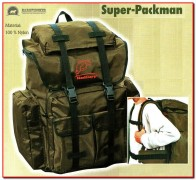 "Allround-Rucksack Red Carp ""Super-Packman"""