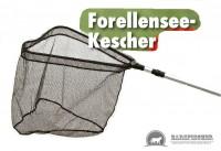 Forellensee-Kescher, Klappkescher