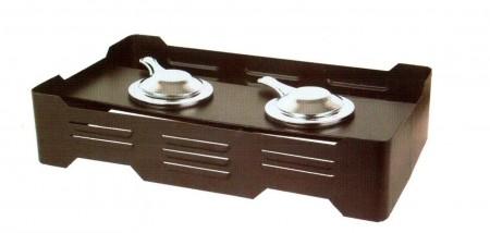 profi grill und tisch r ucherofen 44 x 28 x 14 cm 8300800. Black Bedroom Furniture Sets. Home Design Ideas