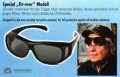 "Spezial-Polarisationsbrille Special ""fit-over"" Modell"